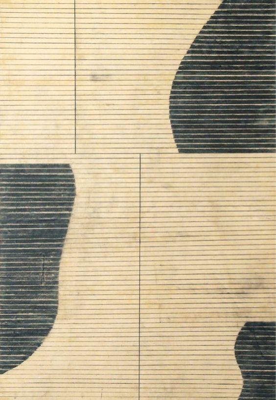 glovaskicom: Suburbia #14, pencil, pastel, oil and wax on paper, 40x26 —  Glovaski, 2013