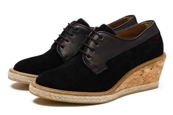 Pointer Shoes Black Eliza