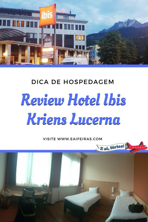 Lucerna - Hotel Ibis Luzern Kriens - Avaliação