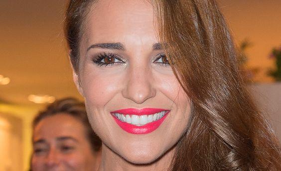 Paula Echevarría, adicta a agrandar mirada con pestañas. © Getty Images