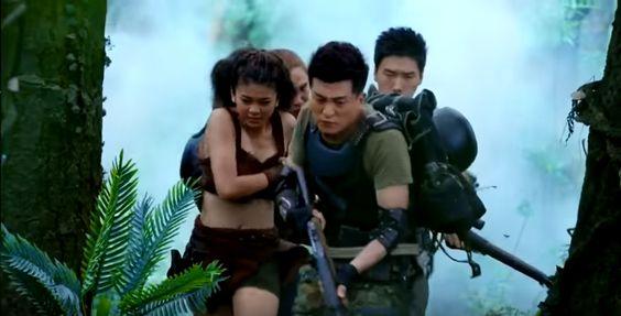 Phim Cuộc Chiến Nộ Giang - Cuoc Chien No Giang