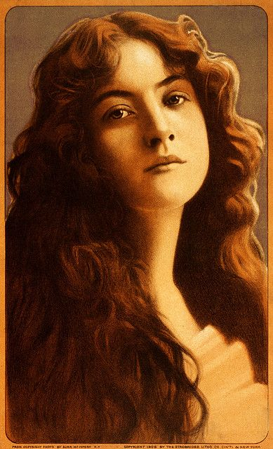 Maude Fealy, stage and silent movie actress