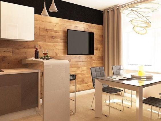 industrialnie na 48m2 - Kuchnia, styl industrialny - zdjęcie od - küchenzeile u form