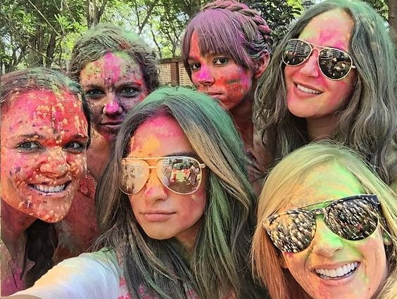 Shay Mitchell Travels to India: See Breathtaking Photos from Her Trip!