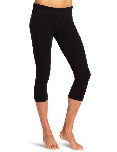 Tight Yoga Capri Pants