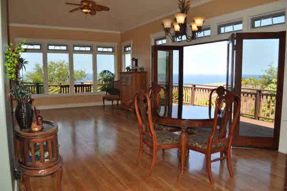 Kapa'au Big Island  4 + 3.5  1.1 acre  3464 sf  795K 8/2012  89 dom
