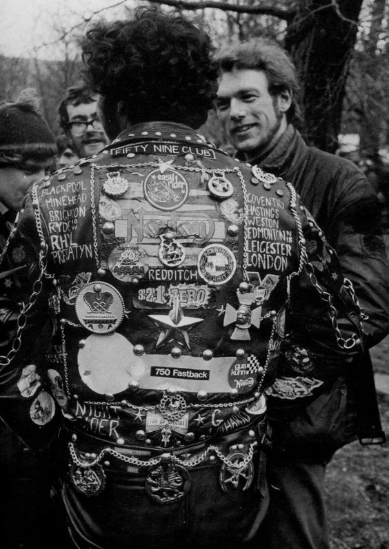 Speedboys: Ton up boys and cafe racers