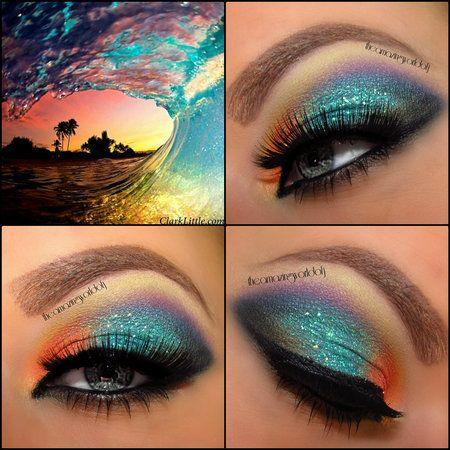 Evening Waves https://www.makeupbee.com/look.php?look_id=86189