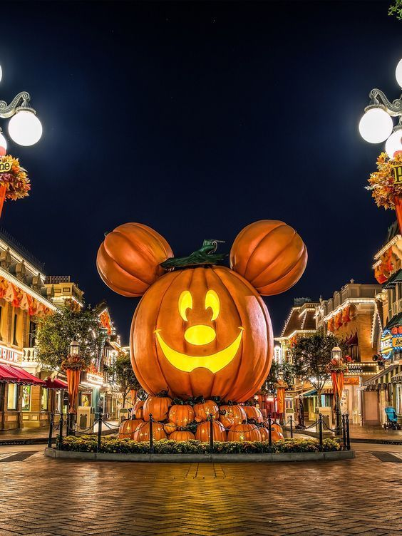 Best Fall Destinations In Usa To Catch The Fall Colors Fallcolors In 2020 Disneyland Halloween Disney World Halloween Disney Halloween