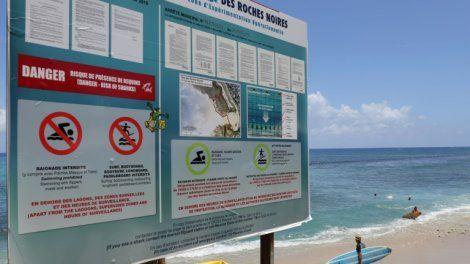 La Réunion: un homme attaqué par un requin, son pronostic vital engagé sur…
