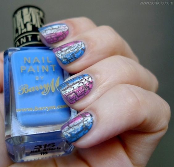 Barry M Crackles