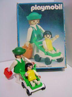 Playmobil, wat vonden we deze leuk!!