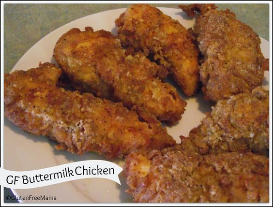 Crispy Buttermilk Fried ChickenHere it is, Gluten Free Fried Chicken ...