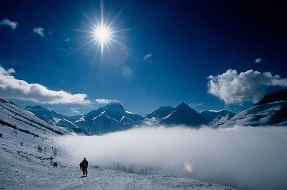 Club Med Les Deux Alpes, Frankreich