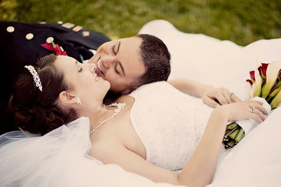 Military Weddings - Army Weddings | Wedding Planning, Ideas & Etiquette | Bridal Guide Magazine: