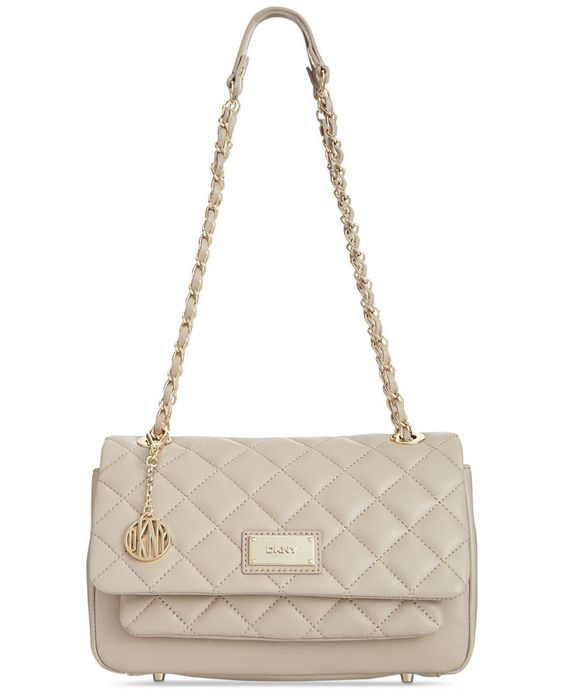 Shops, Products and Pockets on Pinterest : dkny quilted shoulder bag - Adamdwight.com