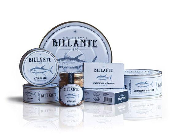 Billante packaging by http://www.fammilia.com/