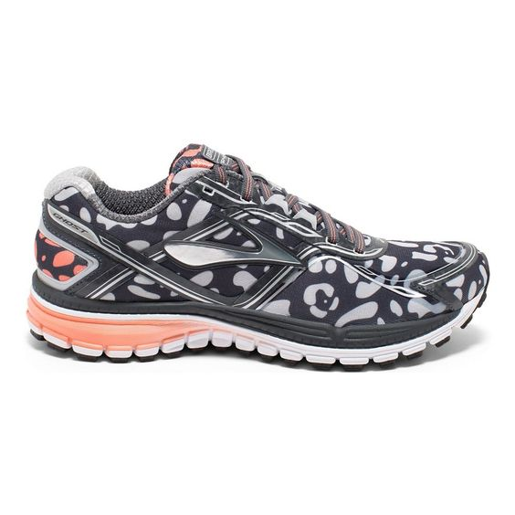 Loving this fun print bc life is too short to wear boring running shoes - Brooks Ghost 8 Urban Jungle Running Shoes