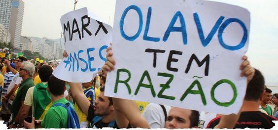 Discurso de ódio se propaga em meio a mudanças no país - http://controversia.com.br/19052
