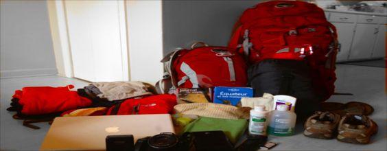 Pour savoir quoi apporter en voyage, retrouvez ici la liste complète du matériel, vêtements et accessoires que j'amène avec moi dans mon sac à dos.