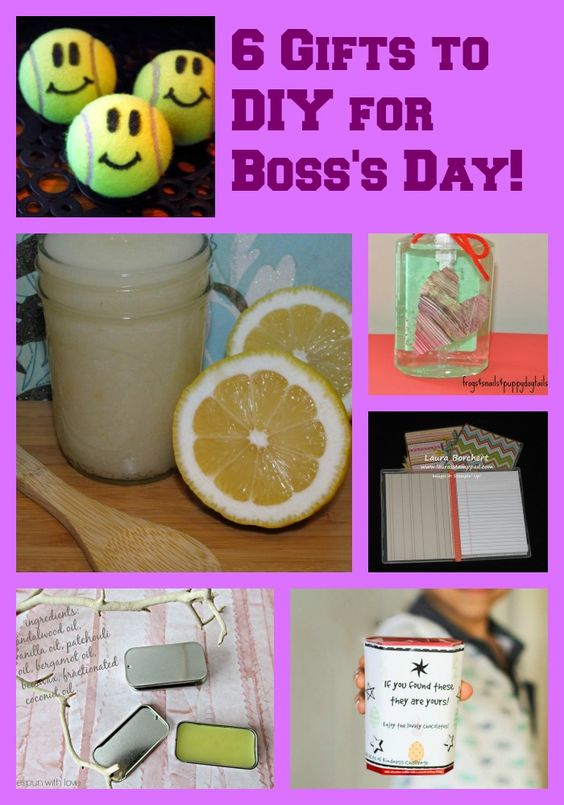 EEk! Did you forget about Boss's Day? If so, don't sweat it, I found 6 projects you can pull off in a flash to give your boss a token of appreciation to thank them for all that they do! Decorated H...