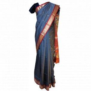 Superbe sari indien très chic et pas cher disponible en vente sur http://www.merabarata.fr/saris-indiens-en-soie/814-sari-inde.html