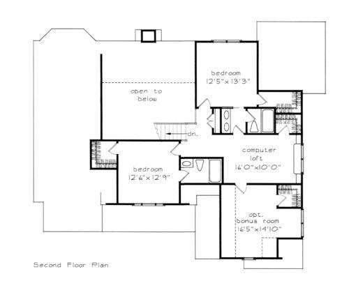 House plans floors and house on pinterest for Www frankbetz com