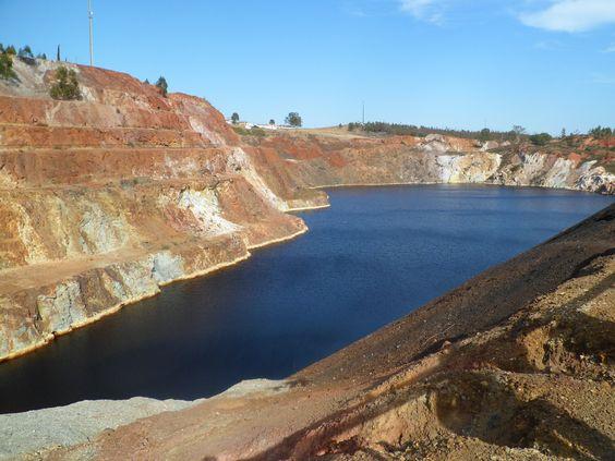 Minas de S. Domingos - Lagoa Ácida