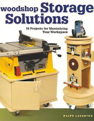 Woodshop Tool Storage Solutions http://www.woodesigner.net