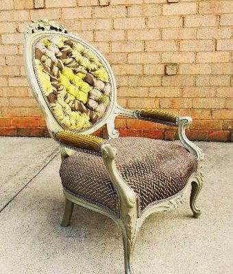 Antoinette - from Shawna Robinson's Happy Chair website - love it!