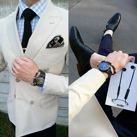 Menswear with style