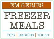 87 Freezer Meals