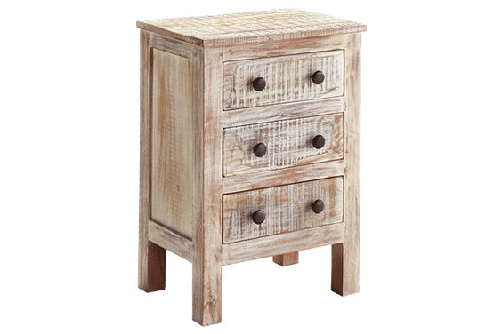 Ashley furniture ---> No price listed (nightstand)