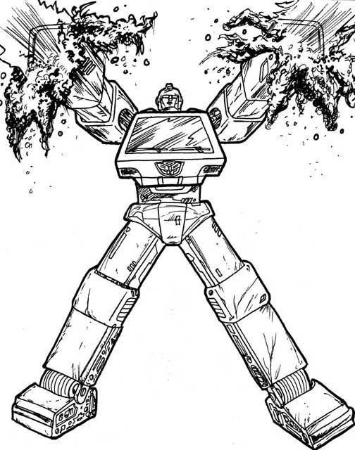 Transformers Ironhide Coloring Pages Transformers Coloring Pages Coloring Pages Coloring Pages For Kids