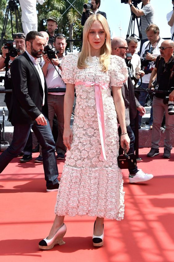 Pin for Later: Seht all' die traumhaften Roben beim Filmfest in Cannes Tag 6: Chloë Sevigny
