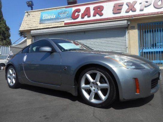 Coupe 2004 Nissan 350z Track Coupe With 2 Door In Downey Ca 90241 Nissan 350z Nissan Nissan Cars