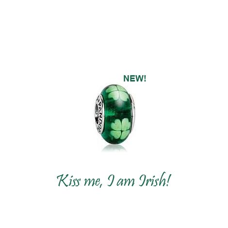 Irish Pandora Charms