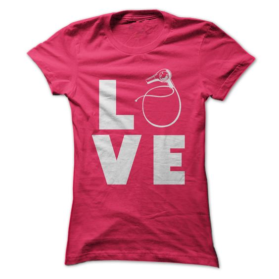 Hairstylist Love Blowdryer T Shirt, Hoodie, Sweatshirts - t shirt design #TeeShirts #Clothes