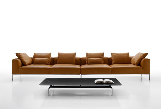 sofa: michel effe - collection: b&b italia - design: antonio, Attraktive mobel