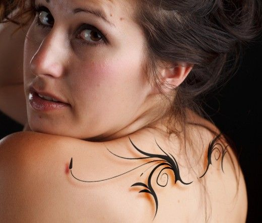 Pinterest the world s catalog of ideas for Women s 3d tattoos