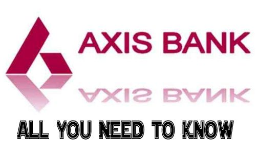 Axis Bank Axis Bank Internet Banking Tecreals Axis Bank Financial Advisory Bank Jobs