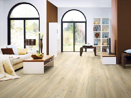 Homeplaza - Laminat-Paneele verleihen Räumen ein großzügiges Ambiente - Die Langdiele für eine ganz neue Dimension