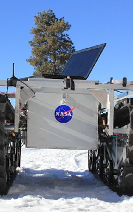 FAST COMPANY: TODAY'S MOST CREATIVE PEOPLE - THE BOISE STATE STUDENTS WHO WORKED ON NASA'S GROVER