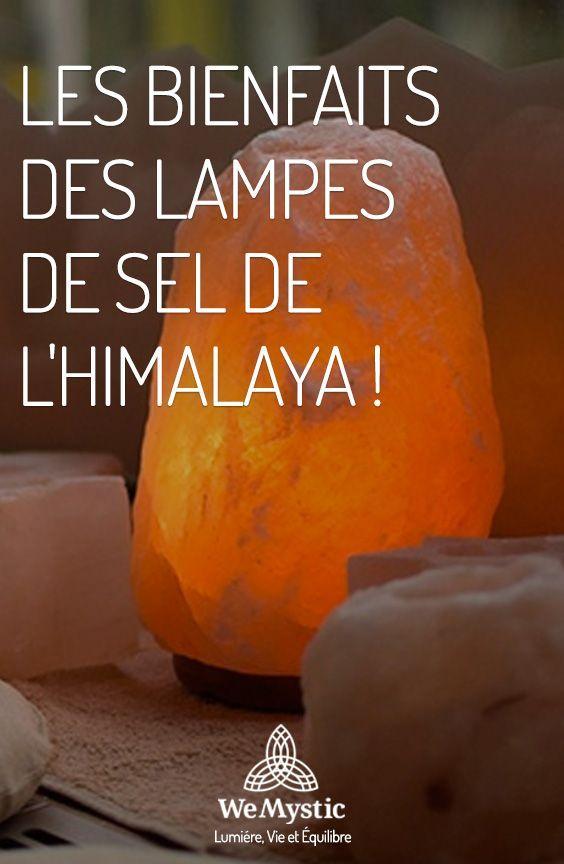 Les Bienfaits Des Lampes De Sel De L Himalaya Lampe De Sel Sel