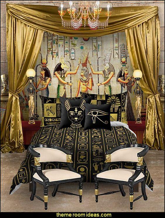 Egyptian Decor Furniture