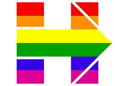 Hillary Clinton's Rainbow Logo Leads Politicians Proclaiming 'Love Can't Wait' | Advocate.com
