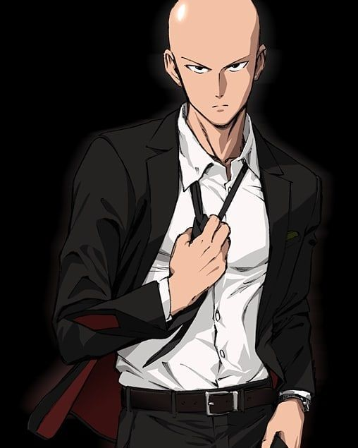 Anime Fan S Page Tren Instagram Hitman Game Series Hired Someone Very Known Saitama Follow One Punch Man Funny One Punch Man Anime One Punch Man King