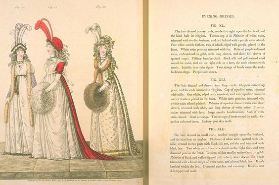 Dames a la Mode 1795-96