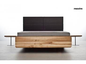 Mazzivo Outlet Sale 35 Designerbett Massivholz Polster