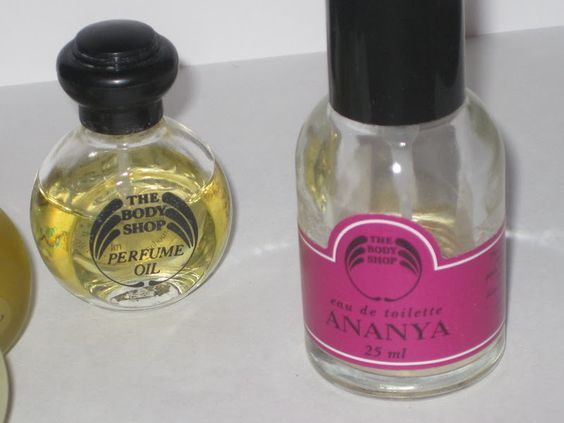 Image result for 80s body shop perfume